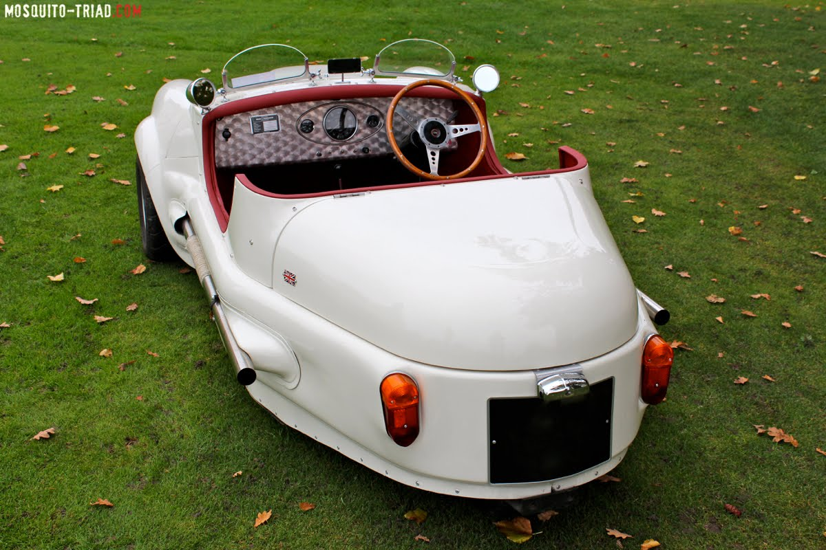 Mosquito Trike Car4passion