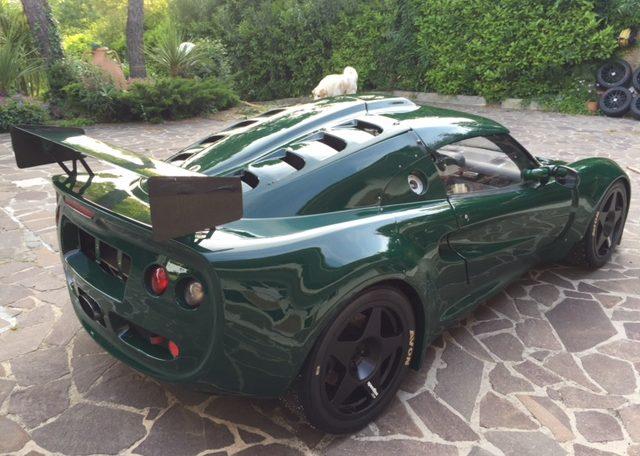 Lotus Elise Motorsport Car4passion