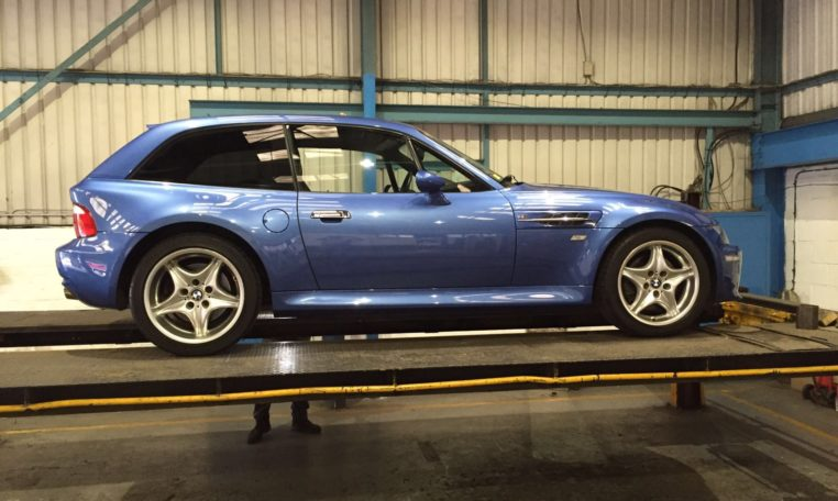 Z3m Coupe Lhd Estoril Blau Car4passion