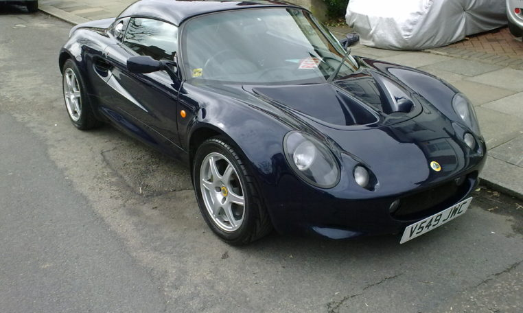Lotus Elise S1 millennium