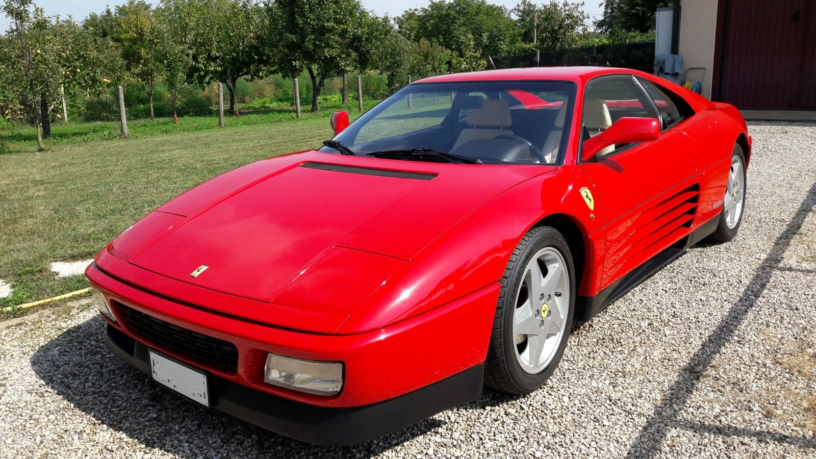 ferrari 348 tb car4passion. Black Bedroom Furniture Sets. Home Design Ideas