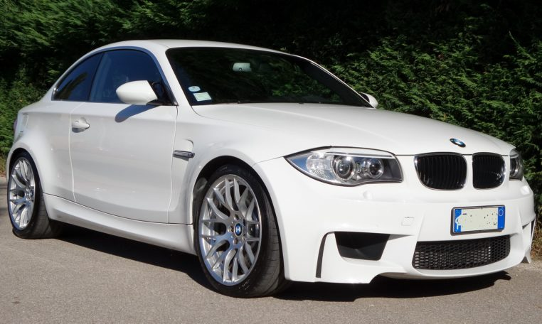 Bmw 1M front