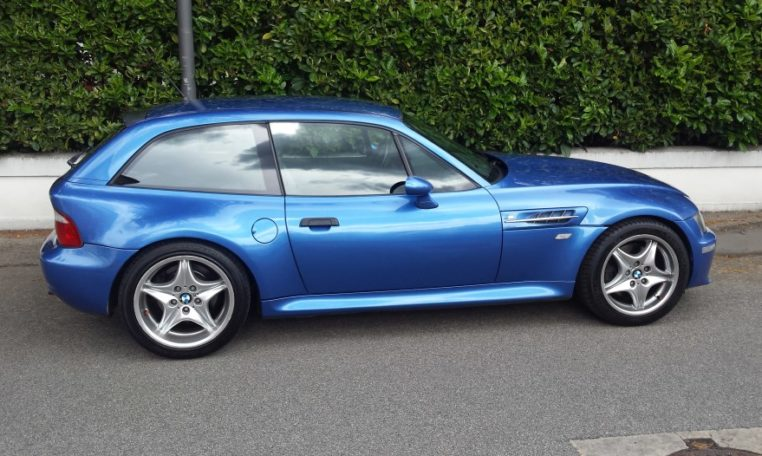 Bmw Z3m Coupe Lhd Car4passion