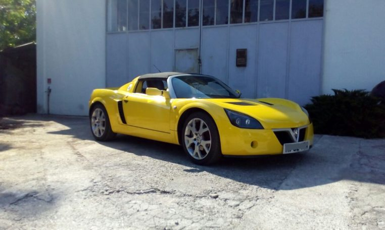 Vauxhall Vx220 Turbo Car4passion