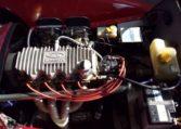 Westfield engine bay ford