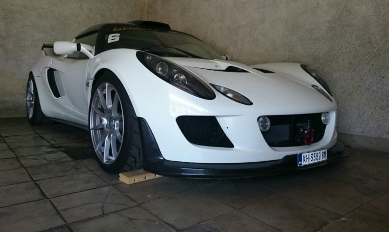 Lotus Exige 255 Cup   CAR4PASSION